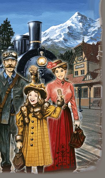 Les Aventuriers du Rail Europe 15<sup>e</sup> Anniversaire