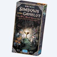 Shadows over Camelot, das Kartenspiel