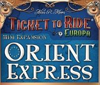 Zug um Zug– Orient-Express