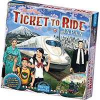 Zug um Zug – Japan