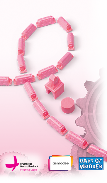 Zug um Zug&ndash Play Pink