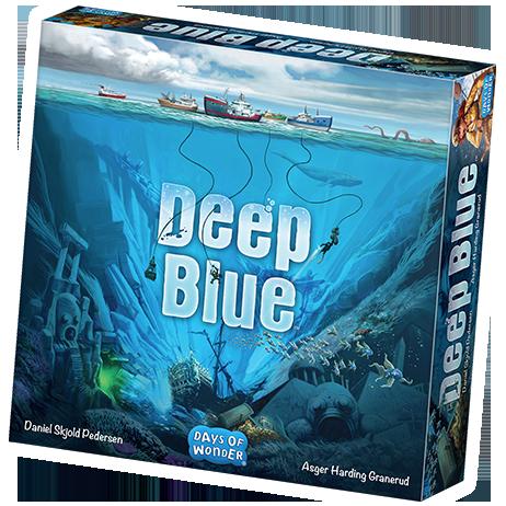 Deep Blue -  Days of Wonder