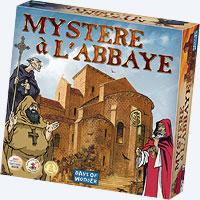 Mystère à l'Abbaye