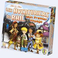 Aventuriers du Rail– Mon premier voyage