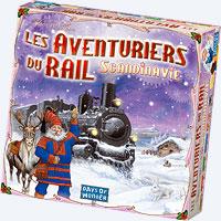 Aventuriers du Rail Scandinavie