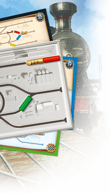 Ticket to Ride Track Switcher