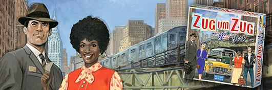Zug um Zug New York