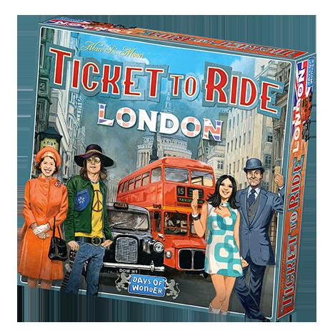 Ticket To Ride: London -  Days of Wonder
